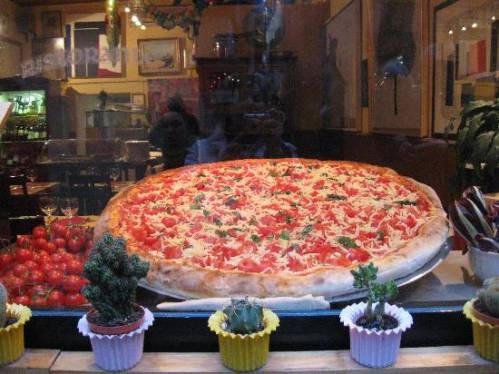 испробуйте настоящую неаполитанскую пиццу