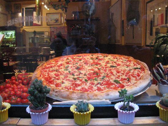 настоящая маргарита пицца рецепт