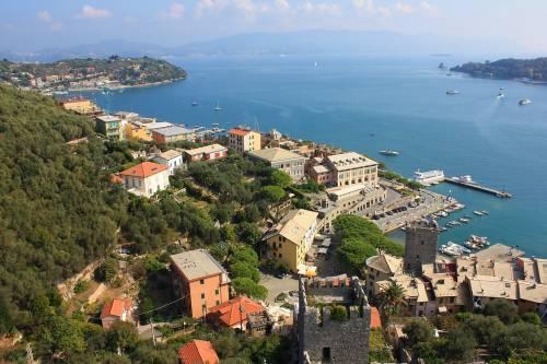 ведь Италия находится в центре Средиземноморья