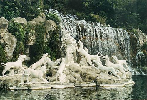 Неаполь - Парк Казерты