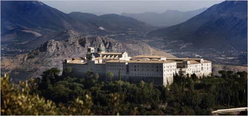 Неаполь - резиденция в Казерте