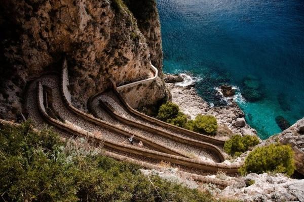 ����� ������� ����� (Capri Island Path), ������