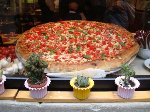 Знаменитая пицца Маргарита