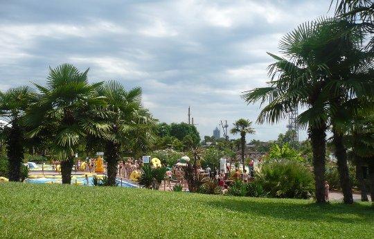 Aqualandia — лучший тематический аквапарк в Италии