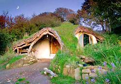 В Англии строят домики хоббитов