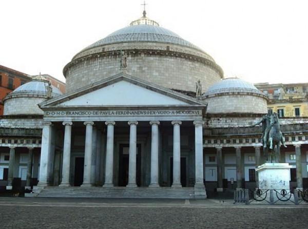 Базилика Сан Франческо ди Паола