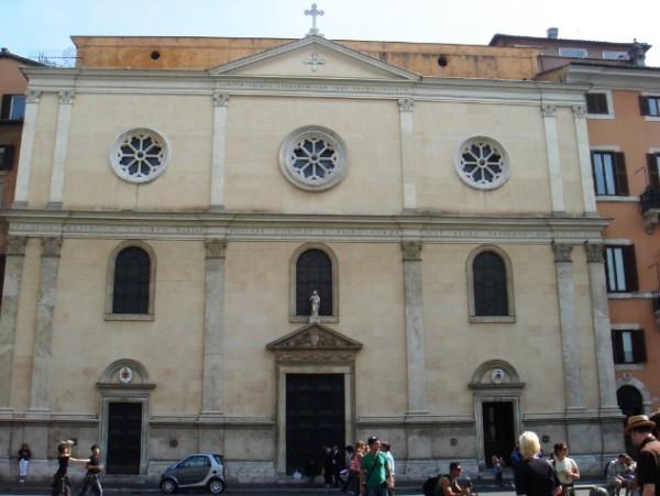 Церковь Сан-Джакомо дельи Спаньоли, Неаполь