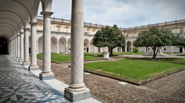 Картезианский монастырь Чертоза ди Сан-Мартино, Неаполь