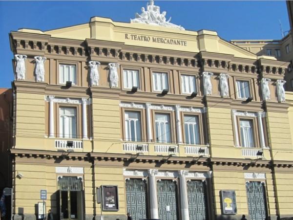 театр Меркаданте, Неаполь