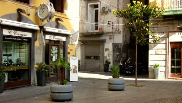 квартале Borgo degli Orefici, Неаполь