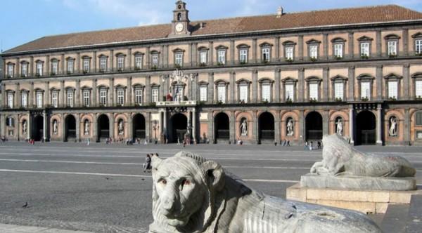 Королевский дворец (Палаццо Реале) Неаполь
