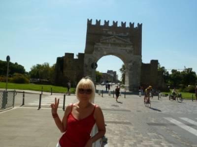 Я уже была в Италии