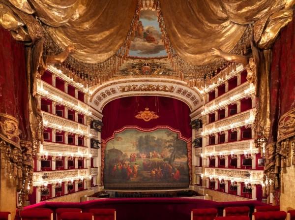 Театр Сан Карло, Неаполь