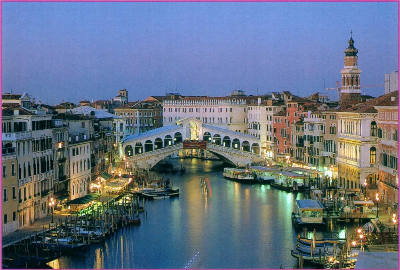 В Венеции есть материковая часть