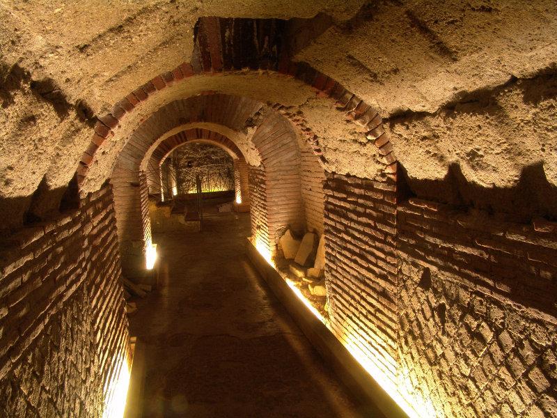 подземный мир Неаполя