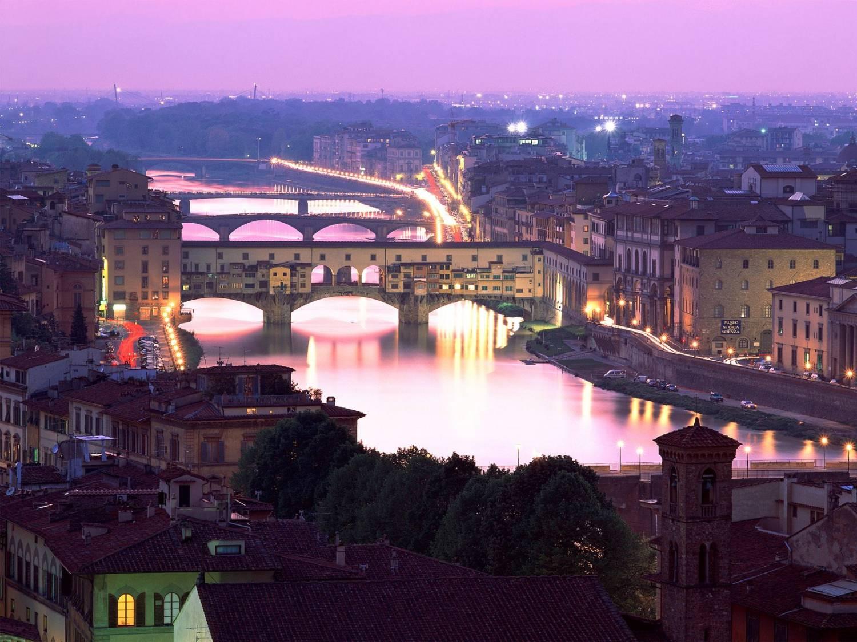 Невероятно чудное местечко Флоренции