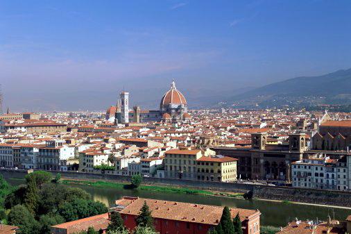 Флоренция более похожа на город-музей