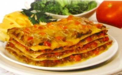 что-то из итальянской кухни