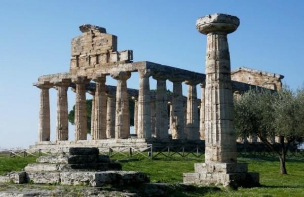 Третий храм – храм Деметры