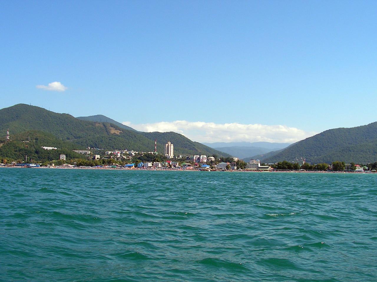 Отдых в Сочи с каждым годом привлекает все больше туристов