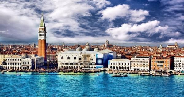 Венеция - самый знаменитый город в мире