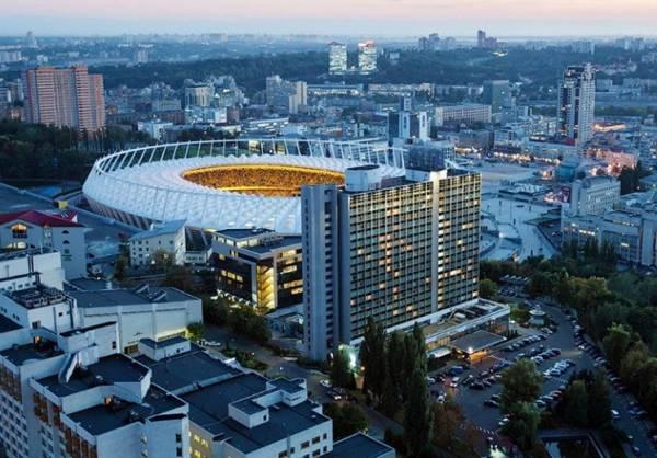 Бронирование отеля Киев делает еще более желанным