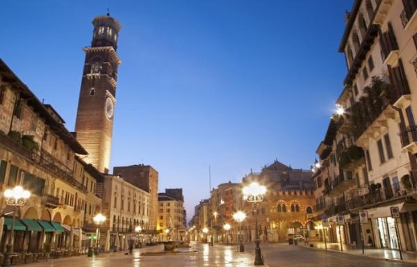 Верона по праву считается одним из наиболее привлекательных городов Италии