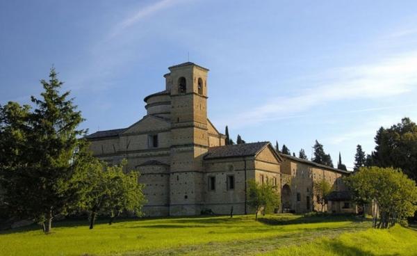 Урбино - церковь Сан-Бернардино дель Чокколанти