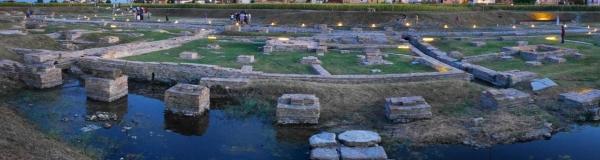 Равенна - порт Классис