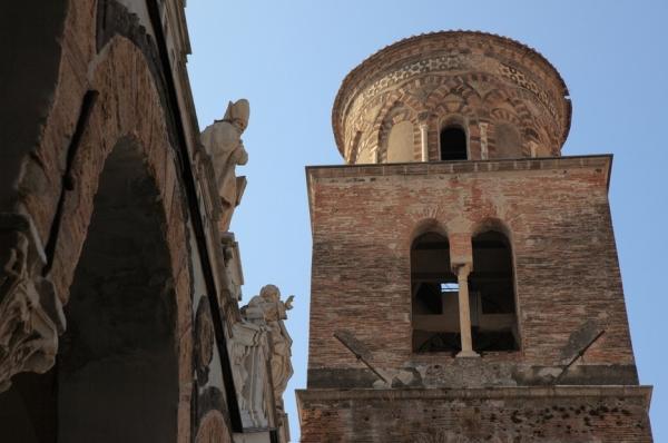 Замок Ареки в Салерно
