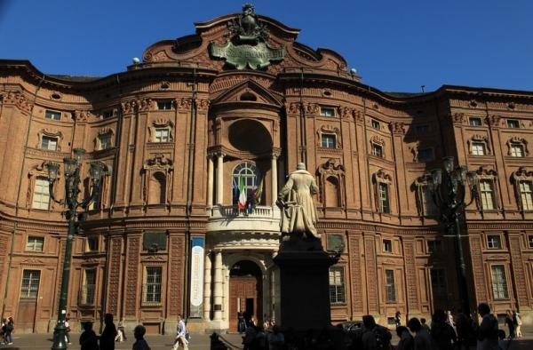 Современный Турин – важный промышленный центр Италии
