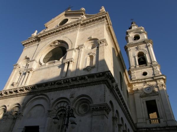 город Фоджа - Кафедральный собор