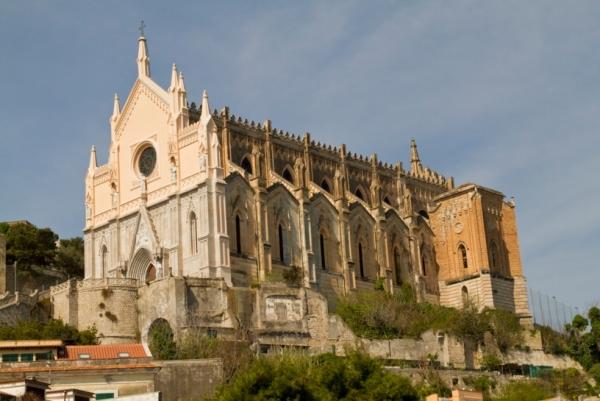 Гаэта - храм Святого Франциска