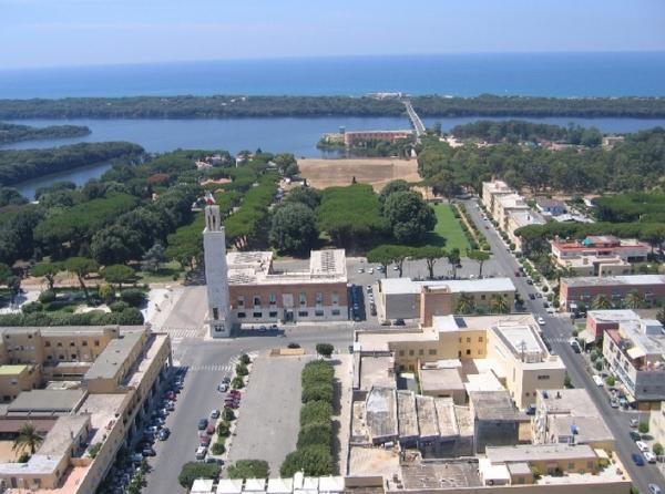 Молодой и стремительно развивающийся итальянский город – курортный городок Сабаудия