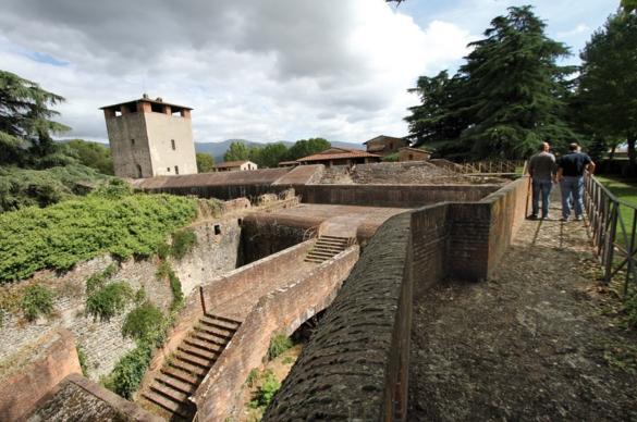 Основная архитектурная гордость города Пистоя – это крепость времен римской империи, которая несла защитную функцию