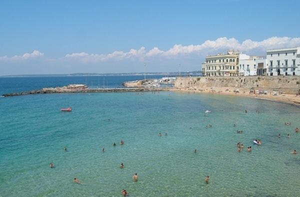 Город Галлиполи - пляжи