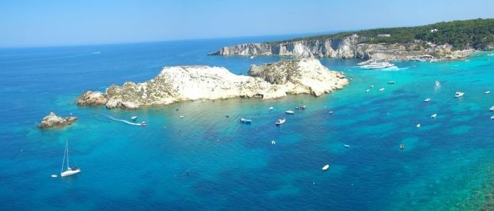 Город Вьесте - можно посетить экскурсии на катере к островам Тремити