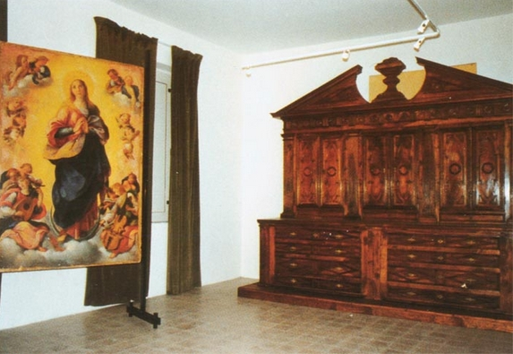 В городе Никотера находится епархиальный музей, собрание произведений живописцев Калабрии