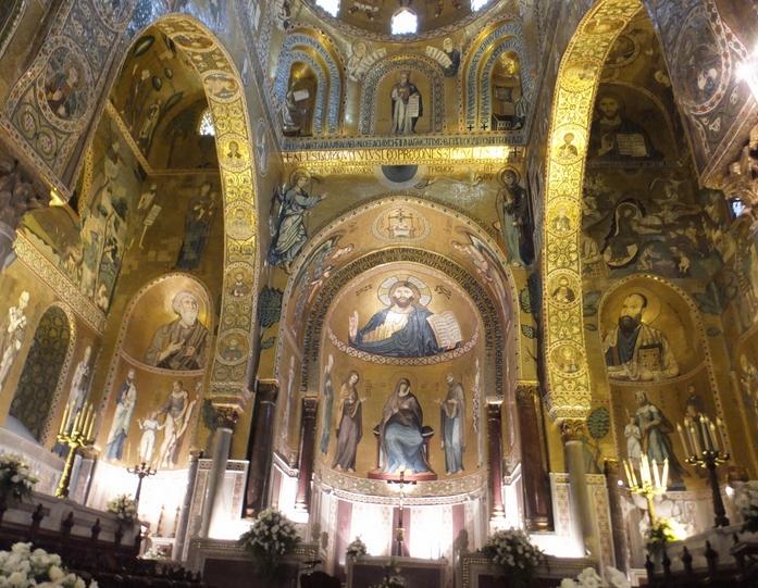 Наиболее известная достопримечательность Салерно – это часовня Капелла Палатина