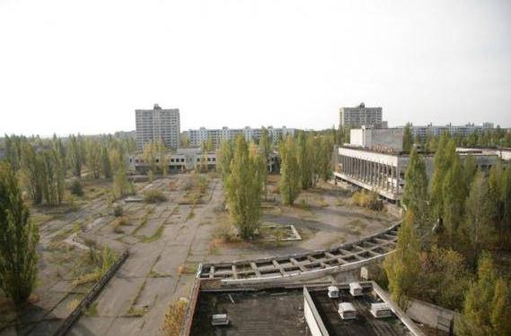 Путешествие в «мертвый город» Чернобыль