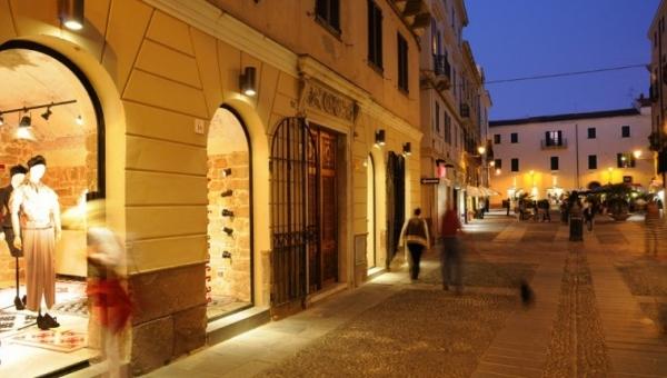 магазины в Городе Альгеро