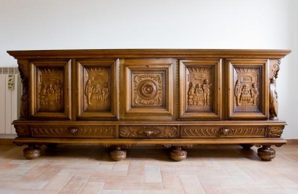 Итальянская мебель вобрала в себя абсолютное совершенство конструкции