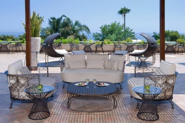 итальянский бренд EMU признан лидером в производстве мебели для сада