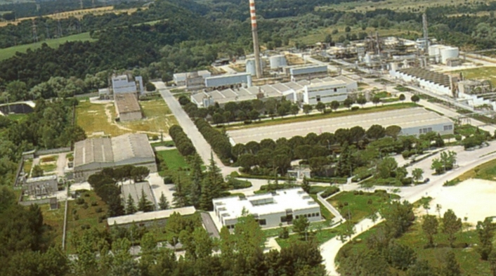Терни, Умбрия - промышленный город