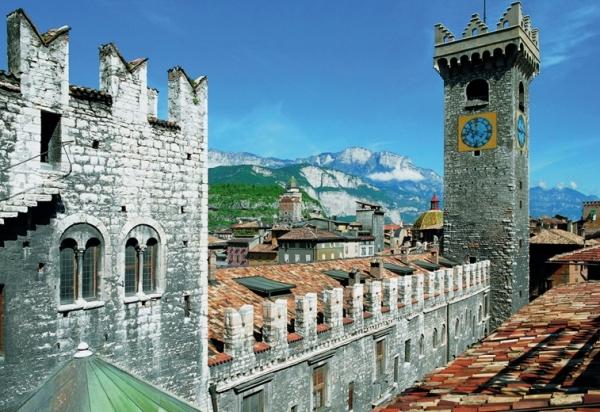 С 1545 по 1563 год с перерывами в Тренто заседал Тридентский собор