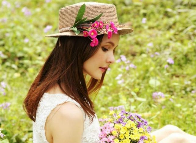 весенне-летние женские шляпки