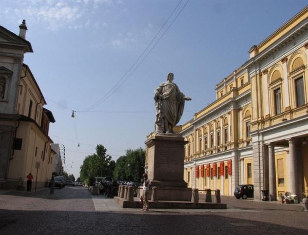 На сегодняшний день в Новаре можно увидеть много памятников архитектуры