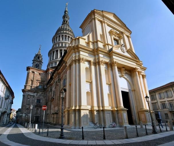 К списку творений рук архитектора в Новаре причисляют базилику Святого Гауденция