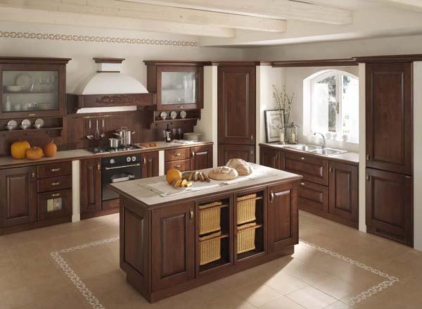 итальянская мебель - кухни