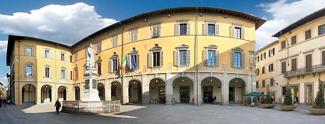 Город Прато, в итальянском регионе Тоскана